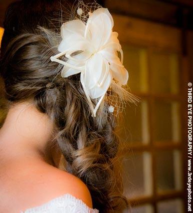 wedding hair style, Gunnison-Crested Butte