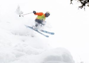 freeskiing competition crested butte