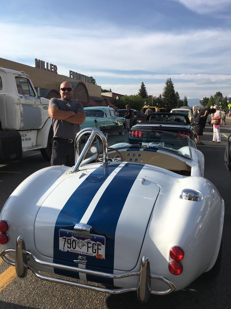 Gunnison Car Show WeekendCrested Butte + Gunnison