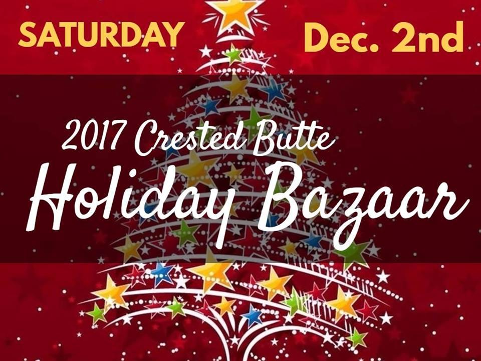 2017 cb holiday bazaar