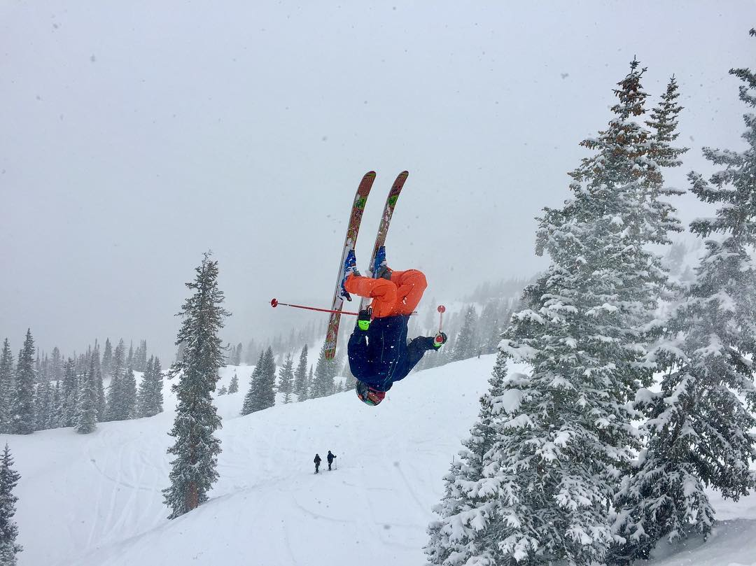 big backflip at crested butte mountain resort