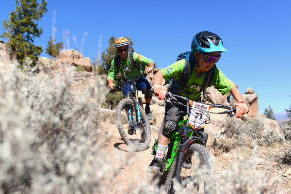 Crested Butte + Gunnison fall events junior enduro at hartman rocks