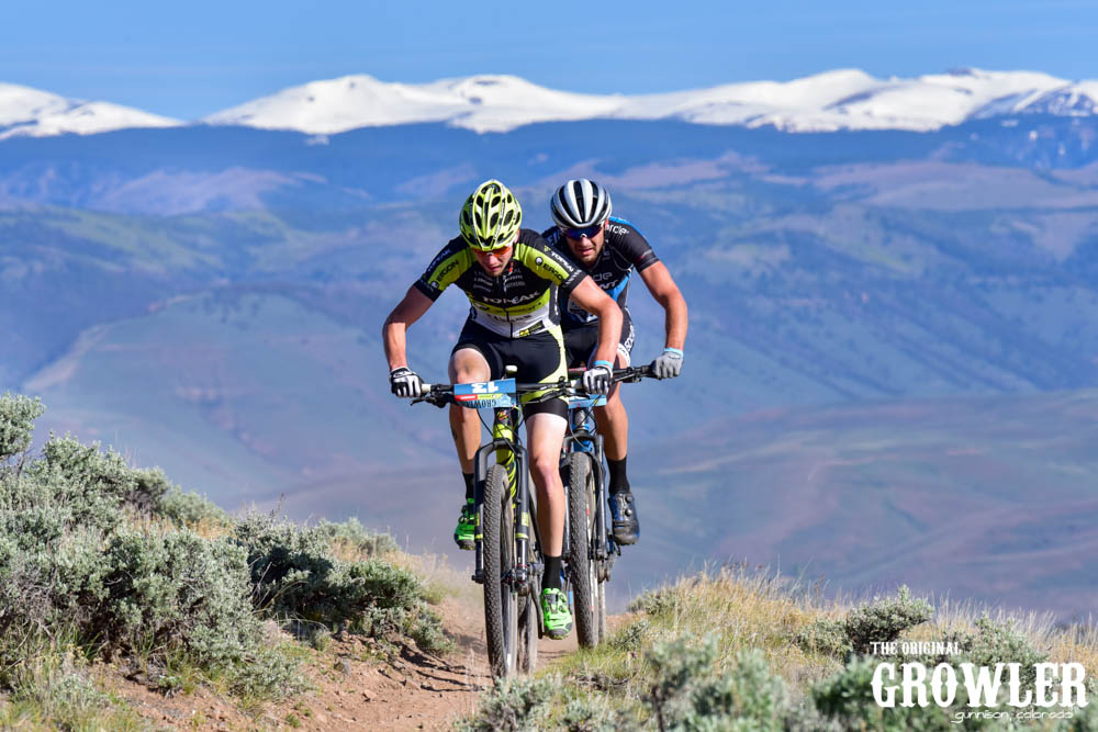 the growler mountain bike race