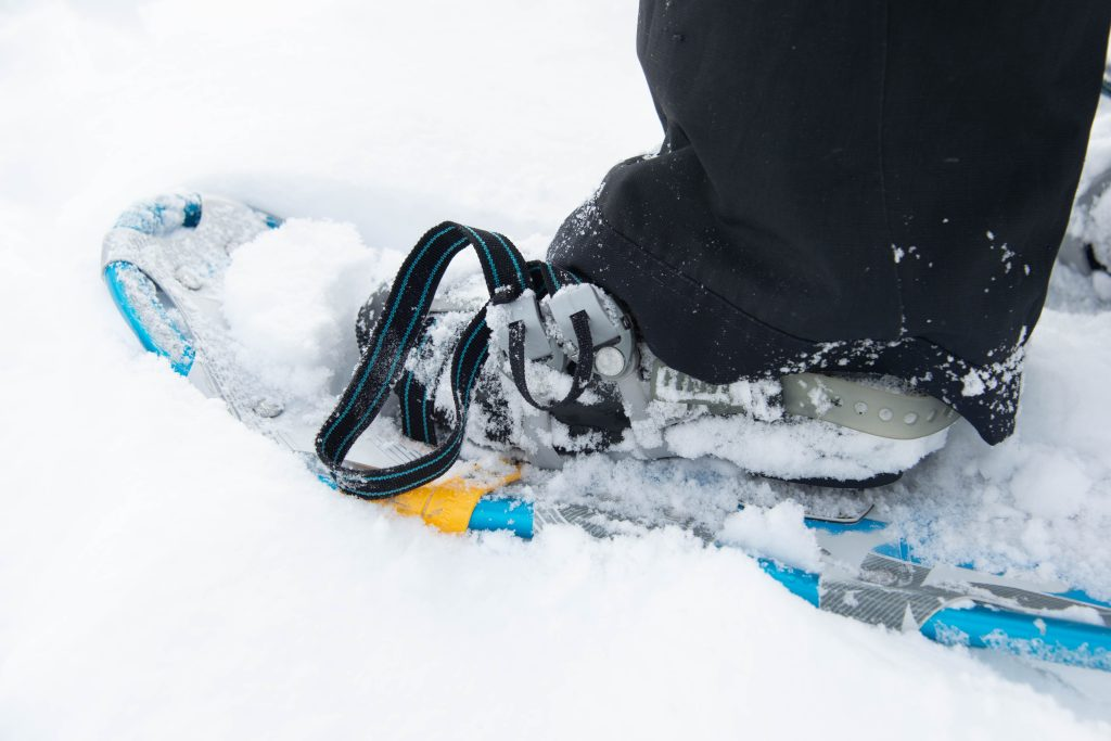 Snowshoeing in Crested Butte, Colorado