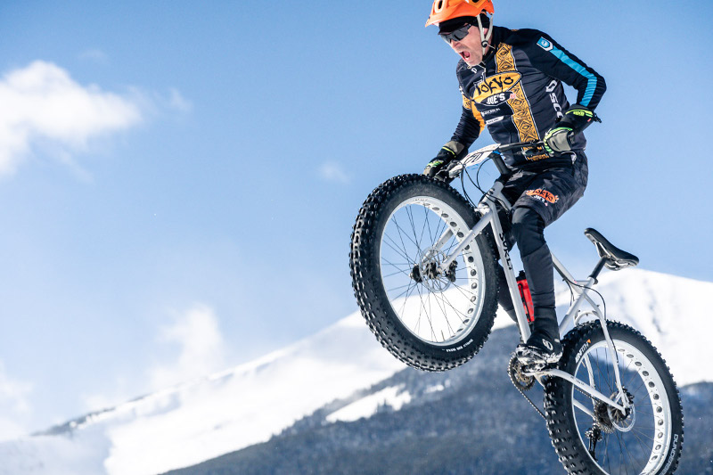 Crested Butte winter events the fat bike world championships 2020