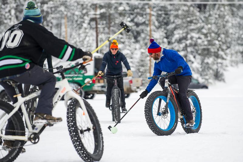fat bike worlds fat bike polo