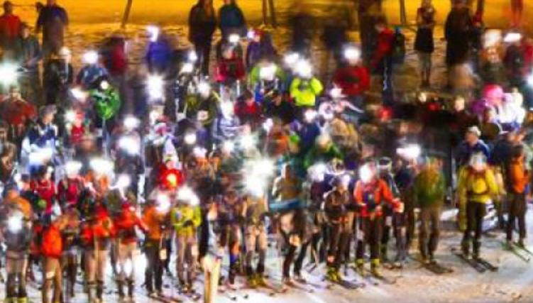 grand traverse ski race crested butte to aspen