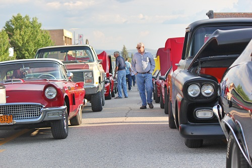 Cool Cars & Cool Mountains Car ShowGunnison – Crested Butte