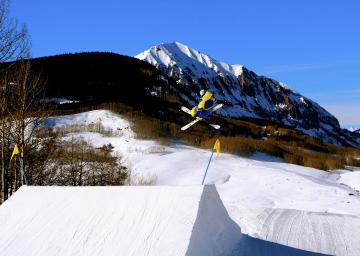 slopestyle at crested butte