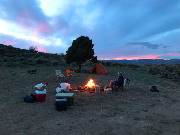 camping in gunnison