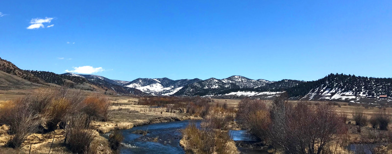 cebolla creek valley and powderhorn colorado