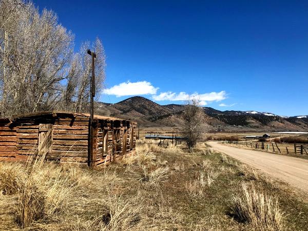 cabin in powderhorn colorado