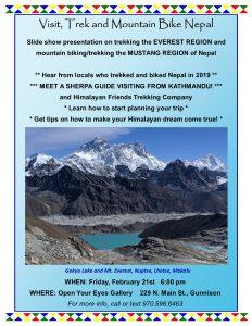 nepal talk gunnison