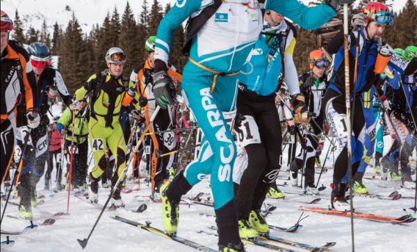 irwin skimo race