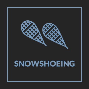 snowshoeing in crested butte, snowshoeing in gunnison