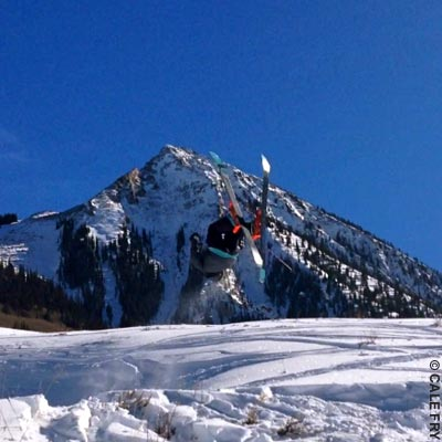 backflip at crested butte colorado