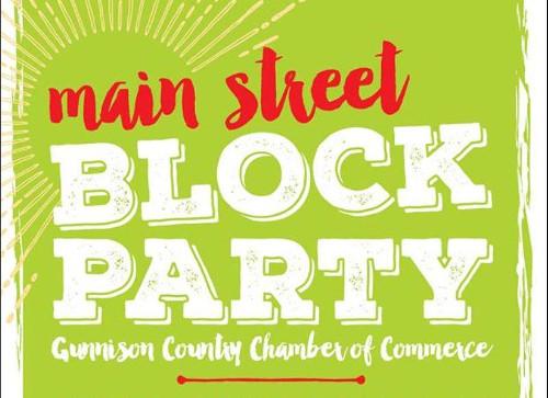 gunnison block party