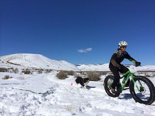 Neil Beltchenko fat bikes