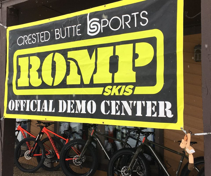 crested butte sports ski and snowboard shop