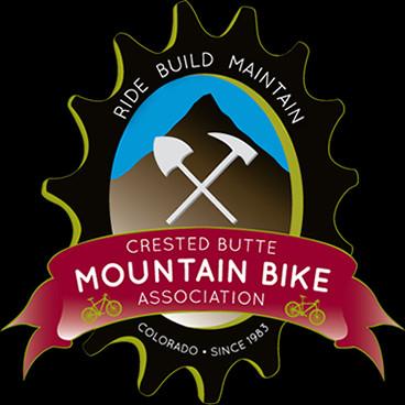 crested butte mountain biking association logo