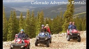 atv exploration in Gunnison County