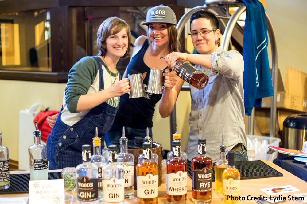 crafted tasting event apres ski crested butte colorado