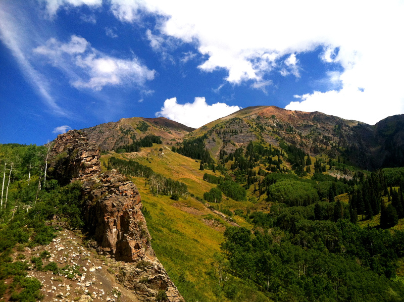 dyke hiking trail crested butte