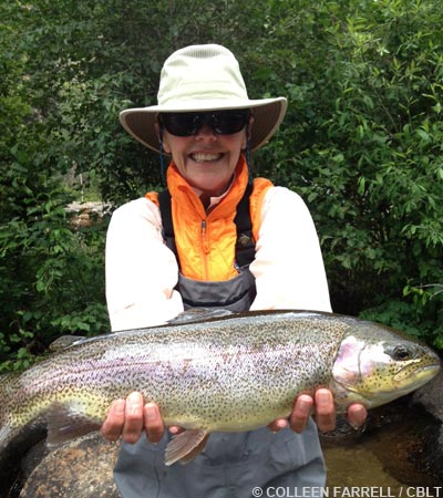 Conservation opens the door to visitors gunnison for Crested butte fishing