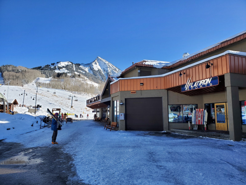 best ski and snowboard shopsin gunnison and crested butte