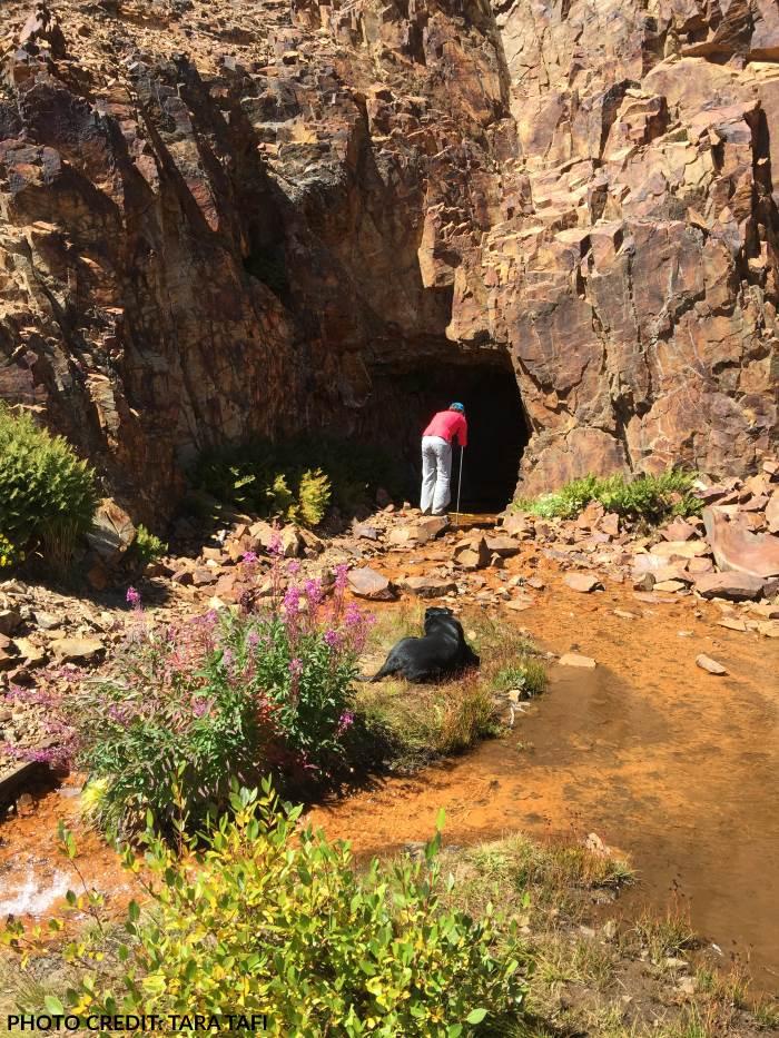 flow measurement Augusta mine