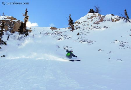 Crested Butte Extreme Skiing