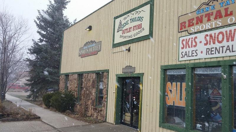 gene taylors ski and snowboard shop