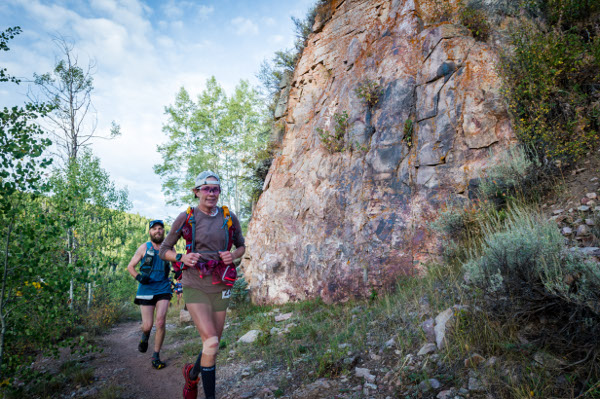 death pass on the grand traverse run crested butte colorado