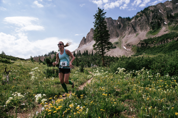 grin and bear it trail run race crested butte colorado