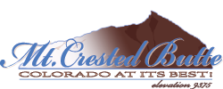 Mt. Crested Butte Logo