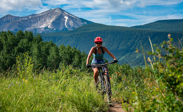 Photo of Mountain Biking in Gunnison Valley