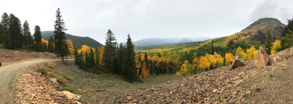 ohio pass fall color