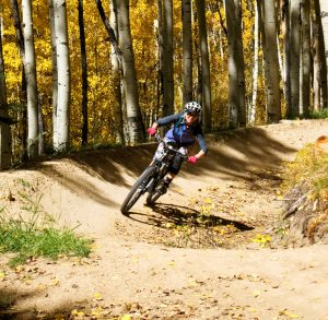 evolution bike park opening day crested butte