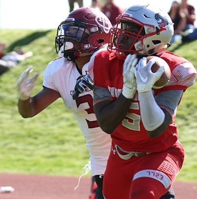 Western Colorado University >> Western Colorado University Homecoming Football Gamecrested